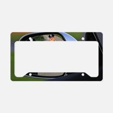 Funny Funny male License Plate Holder