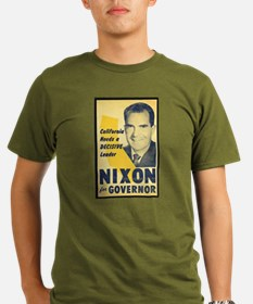 NIXON FOR GOVERNOR T-Shirt