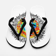 SKI Flip Flops