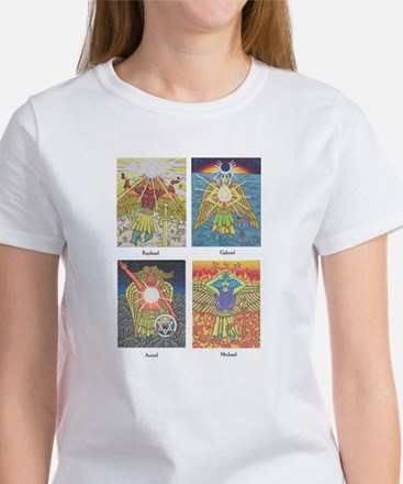 Four Archangels T-Shirt