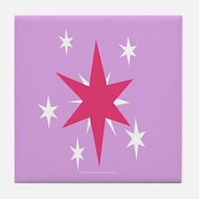 MLP Twilight Sparkle Cutie Mark Tile Coaster