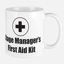 Stage Manager First Aid Kit Mugs