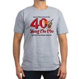 40 birthday Fitted T-shirts