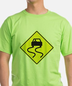 Slippery When We T-Shirt