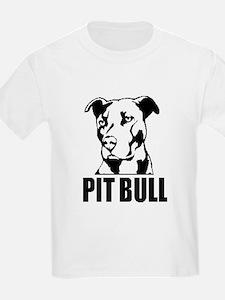 Pitbull Vector T-Shirt