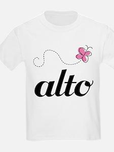 Cute Alto Music T-Shirt
