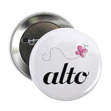 """Cute Alto Music 2.25"""" Button"""