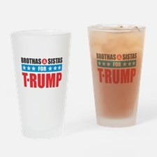 T-Rump Drinking Glass