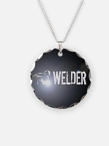 Welding: Stick Welder Necklace