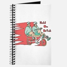 Recumbent Bike Journal