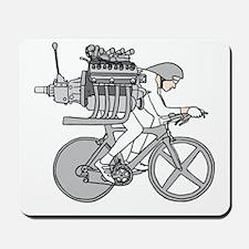 Bicycle Motoring Mousepad