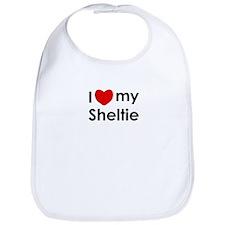 Sheltie Bib