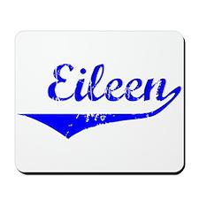 Eileen Vintage (Blue) Mousepad