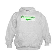 Cheyanne Vintage (Green) Hoodie
