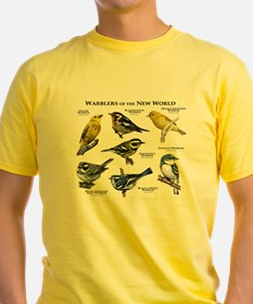 Warblers of the New World T-Shirt