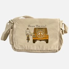 Share The Road Messenger Bag