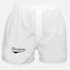Dorian Vintage (Black) Boxer Shorts