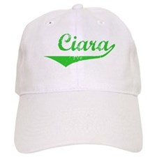 Ciara Vintage (Green) Baseball Cap