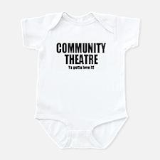 "ThMisc ""CT"" Infant Bodysuit"