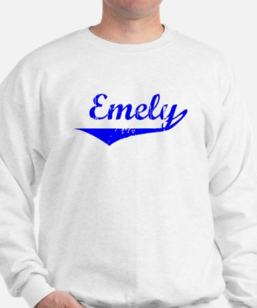 Emely Vintage (Blue) Sweater