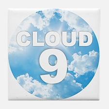 Cloud Tile Coaster