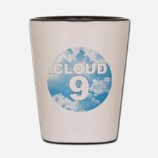 Cloud Shot Glass