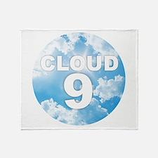 Cloud Throw Blanket