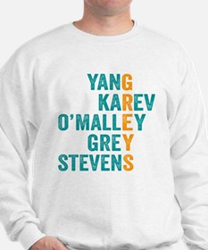 Grey's Anatomy Vertical. Jumper