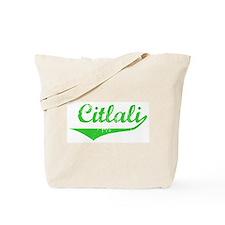Citlali Vintage (Green) Tote Bag