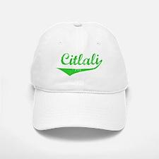 Citlali Vintage (Green) Baseball Baseball Cap