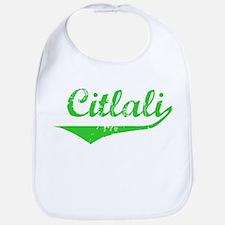 Citlali Vintage (Green) Bib