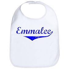 Emmalee Vintage (Blue) Bib