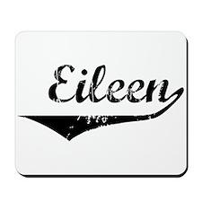 Eileen Vintage (Black) Mousepad
