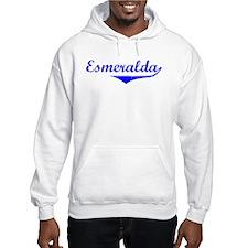Esmeralda Vintage (Blue) Jumper Hoody