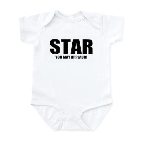 "ThMisc ""Star"" Infant Bodysuit"