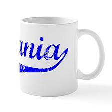 Estefania Vintage (Blue) Coffee Mug