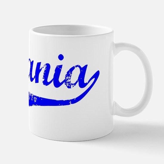 Estefania Vintage (Blue) Mug