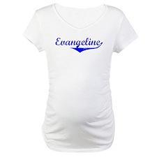Evangeline Vintage (Blue) Shirt
