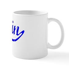 Evelin Vintage (Blue) Mug