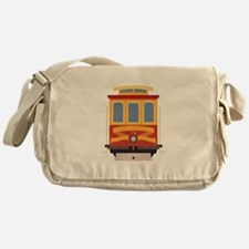 San Francisco Trolley Messenger Bag