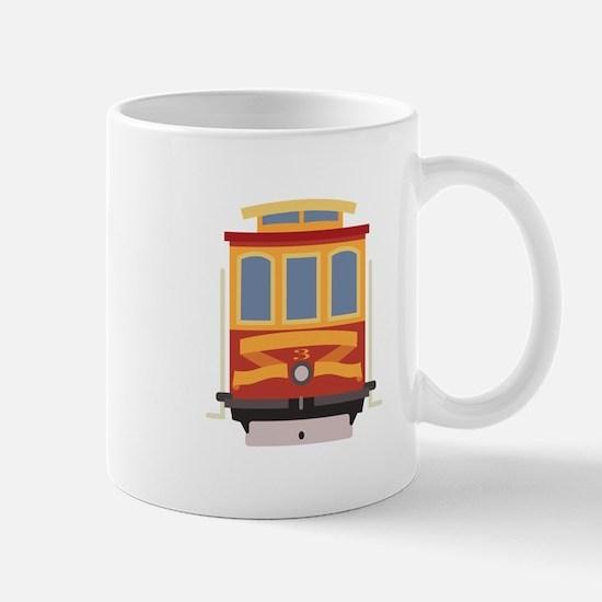 San Francisco Trolley Mugs