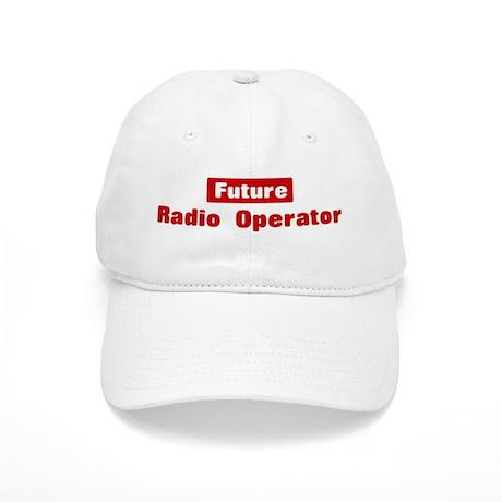 Future Radio Operator Cap