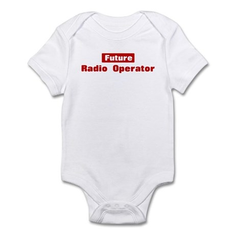 Future Radio Operator Infant Bodysuit