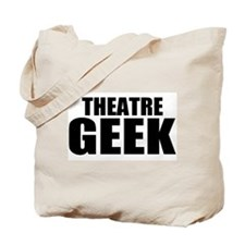 "ThMisc ""Theatre Geek"" Tote Bag"