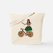 Cute Hula girls Tote Bag