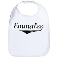 Emmalee Vintage (Black) Bib