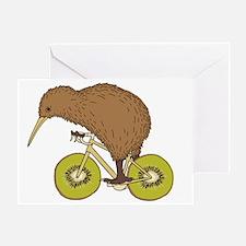 Funny Kiwi Greeting Card