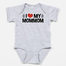 Cute I love my stabyhoun Baby Bodysuit