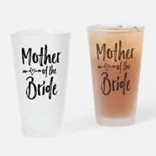 Mother-of-the-Bride Drinking Glass