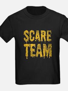 Halloween Scare Team T-Shirt